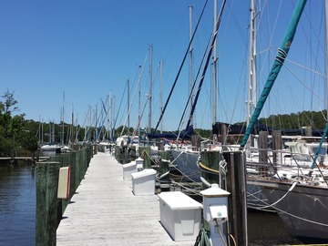 Requesting: Free Dockage for new listings - Oriental, NC