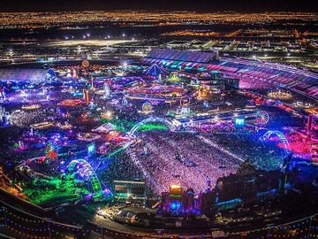 Weekly Rentals (Owner approval required): Electric Daisy Carnival