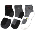 Buy Now: (400) Mixed Style Assorted Wholesale Men Ankle Crew Socks