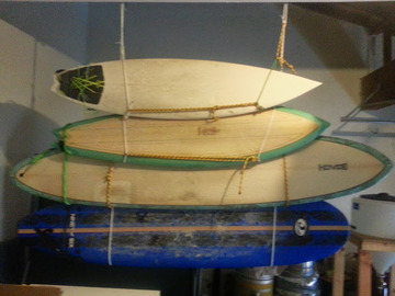 For Rent: Not your mother's longboard!