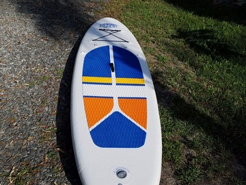 "For Rent: 10'6"" inflatable SUP"