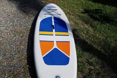 """Rental: 10'6"""" inflatable SUP"""