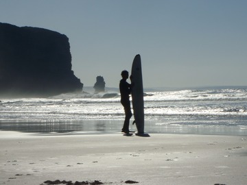To experience: Surf: Costa Vicentina