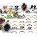 Compra Ahora: (1,047 Piece) Stylish Rings For Women - Fashion Jewelry Lot