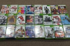 Sell: Lot of 63 Video Games for PS3, XBOX 360, Wii, DS, PSP