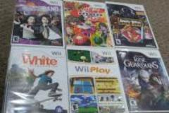 Sell: Lot of 126 Video Games for XBOX 360, Sony PS3, Nintendo Wii
