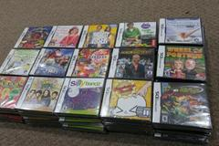 Sell: Lot of 305 Video Games: Xbox360,Sony PS3, PSP, Nintendo Wii
