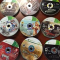 Sell: 300 Miscrosoft XBOX 360 Sports Games - Disc Only, All Sports