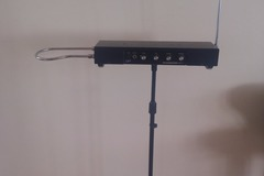 Renting gear: Theremin (Etherwave by BigBriar)
