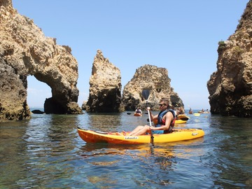 To buy: Kayak Tour: Ponta da Piedade
