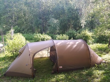 Renting out (per night): Fjällräven Abisko Endurance 3