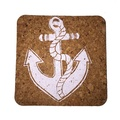 Selling: Cork Coasters- Yacht Decor from Lulu La Rock by Maggie