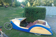 Tandemverleih: Velo-Roadster in Weida fahren