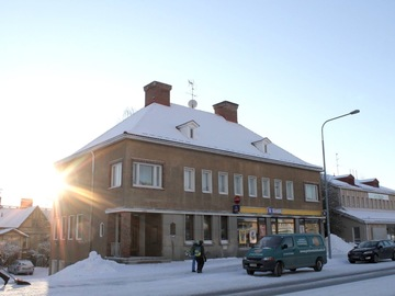 Renting out: Pöytäpaikka vapautuu maaliskuussa Länsi-Tampereella