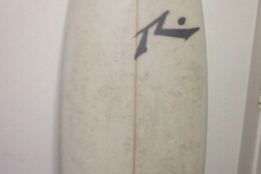 For Rent: 5'9 Neil Diamond Rusty stout performance Shortboard