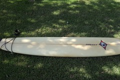 "For Rent: 9' Tommy Tanaka - ""Beater"" Longboard"