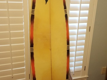 For Rent: Shortboard by Tom Maxwell