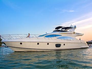 Offering: 68' Azimut+ FlyBridge with a FREE JET SKI - Miami Beach