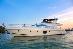 Offering: 68' Azimut+ FlyBridge with a FREE JET SKI - Miami Beach