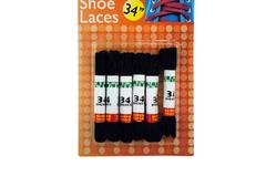 Selling: 72 Pack Black Shoe Strings