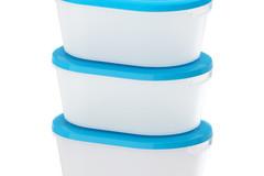 Myydään: Food container x3 (NEW)