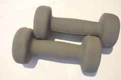 Myydään: 2kg Gym Weight x2