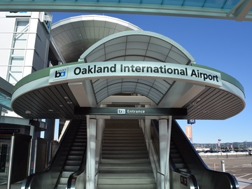 Daily Rentals: Oakland CA,  Park Here and UBER to the Oakland Airport