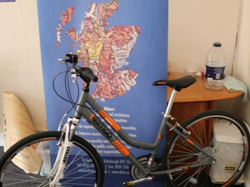 Renting out: Edinburgh Tesco Ladies Hybrid Bike