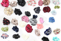 Buy Now: (2000) Hair Bands Ponytail Holders Women Accessory Mixed Lot