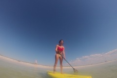"""For Rent: 10'6"""" Stand Up Paddle Rental"""