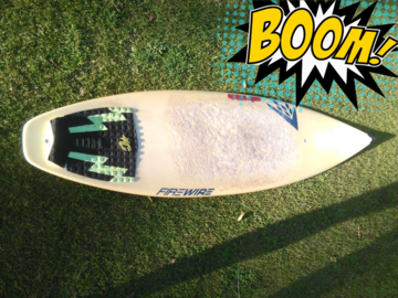 """Daily Rate: Firewire! 5'11"""""""