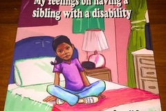 Selling: I need LOVE too! Children's picture books on disabilities.