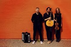 Band profile : Trio Wolski (modern folk/world music)