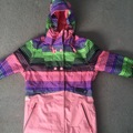 Daily Rate: Billabong Ladies Snowboarding Jacket - Size Medium