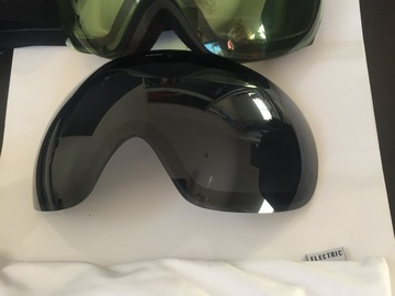 Daily Rate: 2016 Electric EG3 Snow Goggles