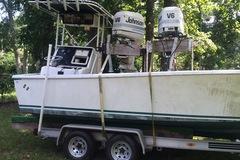 Selling: 1992 26' Seacraft