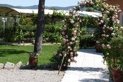 Offres: Grand jardin avec piscine , pergola et terrasse couverte