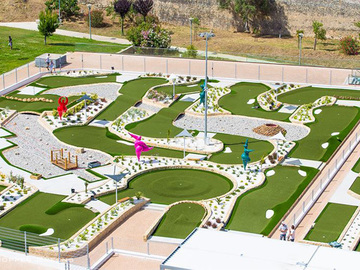 Suggestion: Minigolfe - Pro Putting Garden - Lagos
