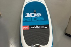 "Hourly Rate: Red Paddle Co Inflatable SUP - 10'6"" Ride 2016"