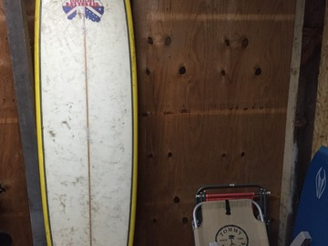 For Rent: 8'0 Surfboards Australia Funboard