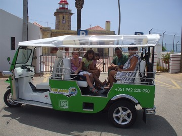 To experience: Eco-friendly Tuk Tours: Lagos