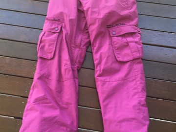 Daily Rate: Billabong Snowboard Pants - Ladies