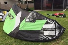 Renting out: Full Kite surfing set up