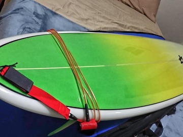 For Rent: 7'3 Custom Epoxy Becker LC3