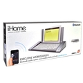 Buy Now: 6 iHome Bluetooth speaker and work station Black and Silver