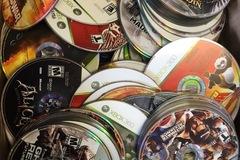 Bulk Lot: 100 Video Games, 50 Sony PS3, 50 XBOX 360