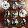 Sell: 400 Video Games, 160 PS3 and 240 XBOX 360, Disk Only