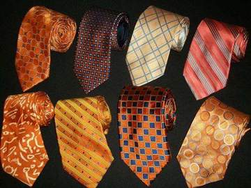 Liquidation Lot: 100 Designer Neckties Name Brand Ties Neckwear Silk Mens