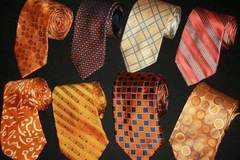 Buy Now: 100 Designer Neckties Name Brand Ties Neckwear Silk Mens