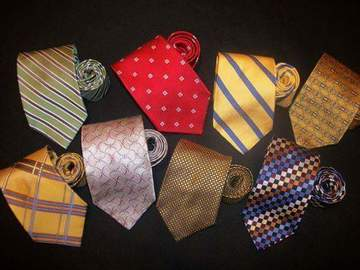 Liquidation Lot: 50 Designer Neckties Name Brand Ties Neckwear Mens Silk